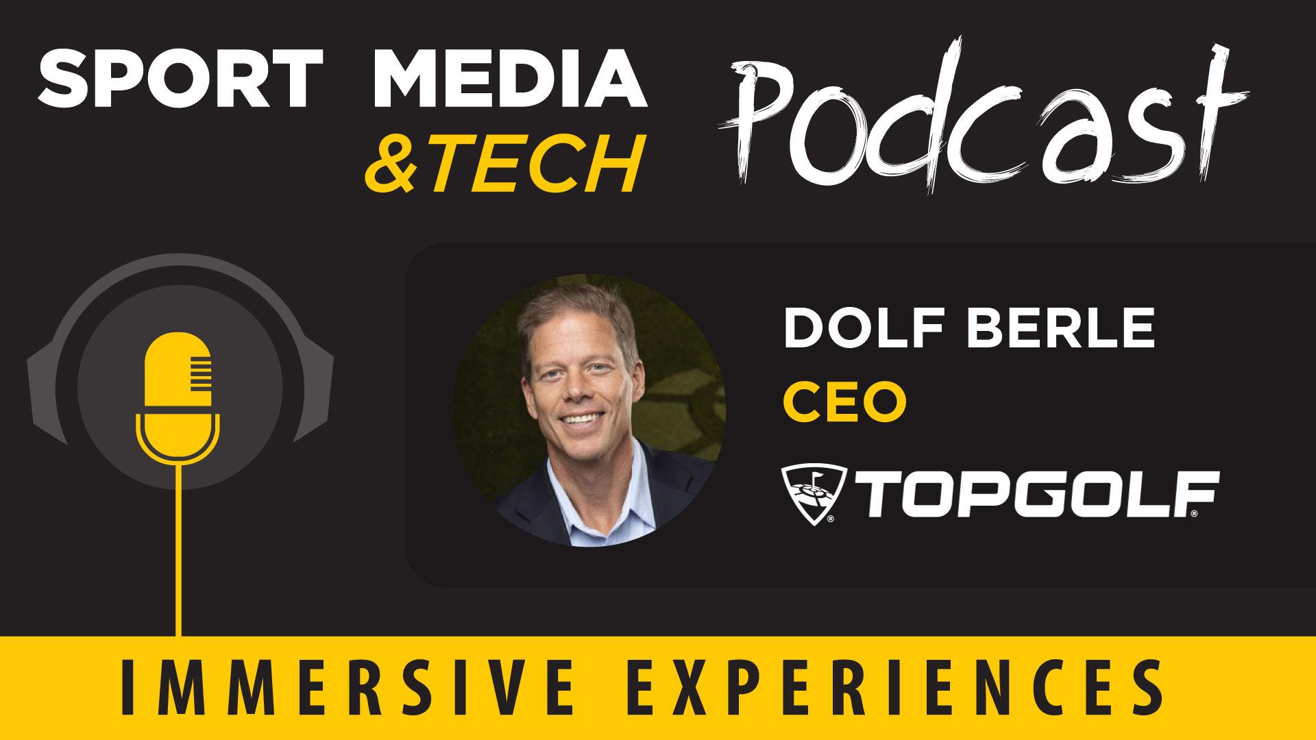 Episode 18: Immersive Experiences & Topgolf